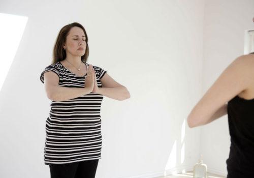 Yoga for en hos Indre ro i Odense