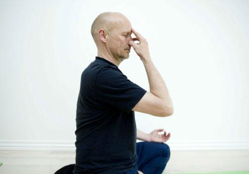 Yoga hos Indre ro Odense Yogaterapi