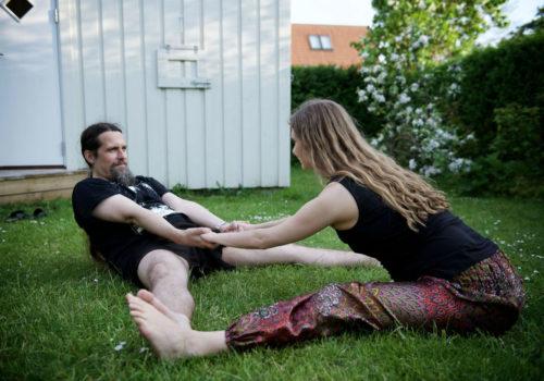 Yoga hos Indre ro Odense
