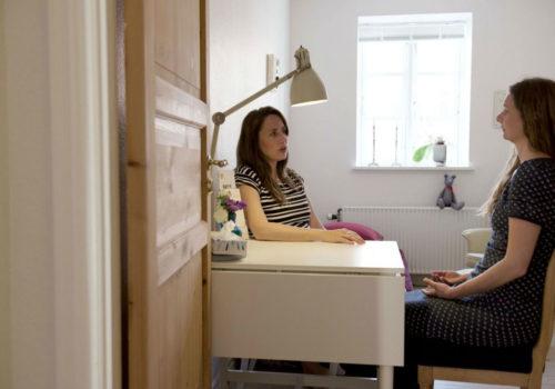 Hypnoseterapi hos Indre ro Odense