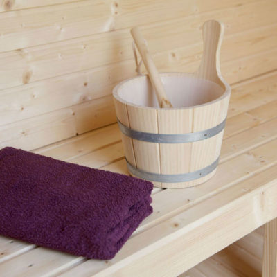 Sauna hos Indre ro Odense
