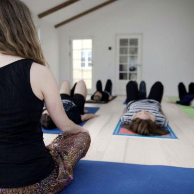 Yoga og Indre ro