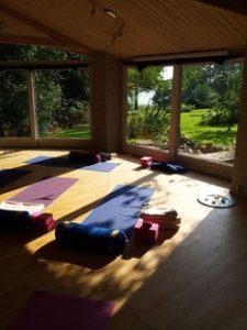 Yoga retreat med indre ro i danmark