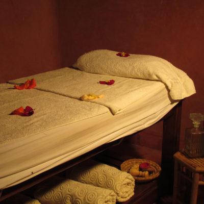 Marokko yogaretreat Indre ro, Atlas Kasbah Massage
