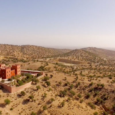 Marokko yogaretreat Indre ro, Atlas Kasbah