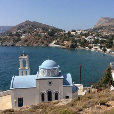 Indre ro yogarejser Grækenland