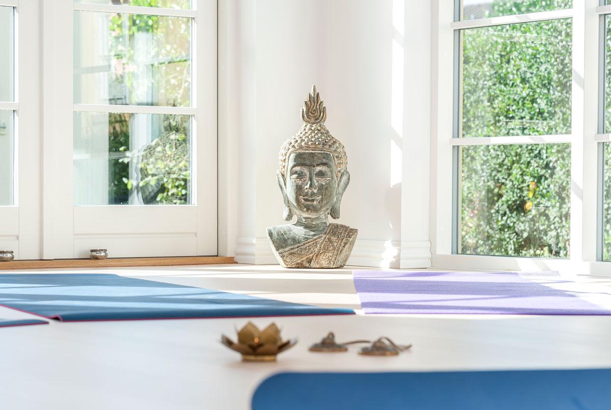Yogasal hos Indre ro