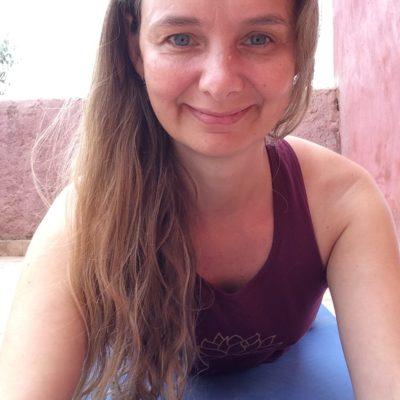 Helene Lysekilde Yogalærer på Yogarejse i Marokko