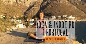 Helene Lysekilde på Yogarejse